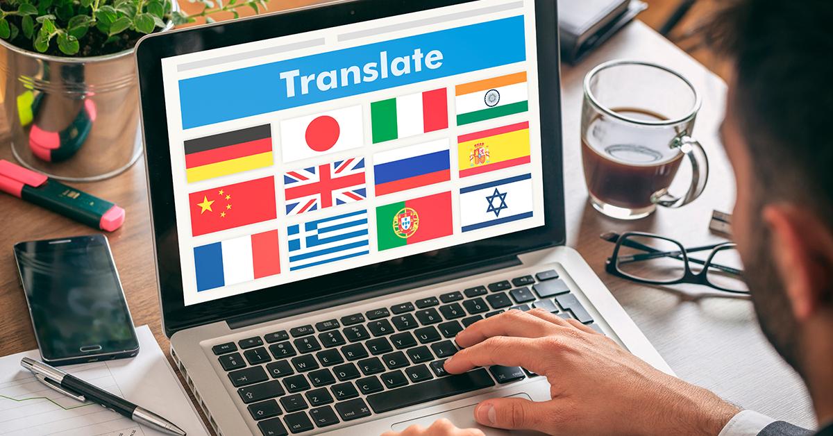 Las mejores herramientas para traducir una página web completa