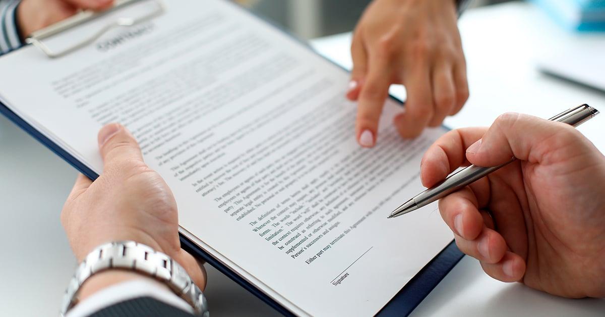 Cómo asegurarse una traducción de contratos y documentos jurídicos