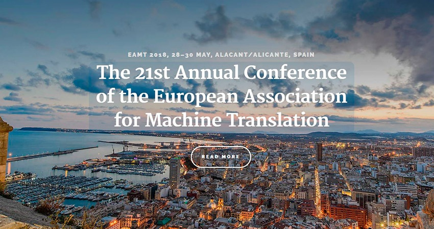 Linguaserve, sponsor oficial de la 21ª Conferencia Anual de la EAMT