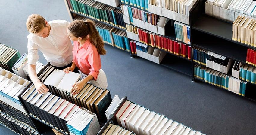 Ventajas de Cava de Documentos en la biblioteca de la universidad