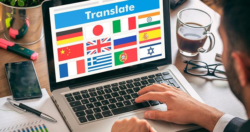 Los errores más comunes a la hora de traducir una página web