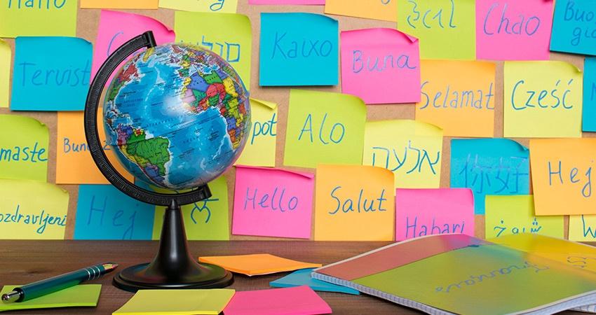 Idiomas más utilizados en la industria manufacturera