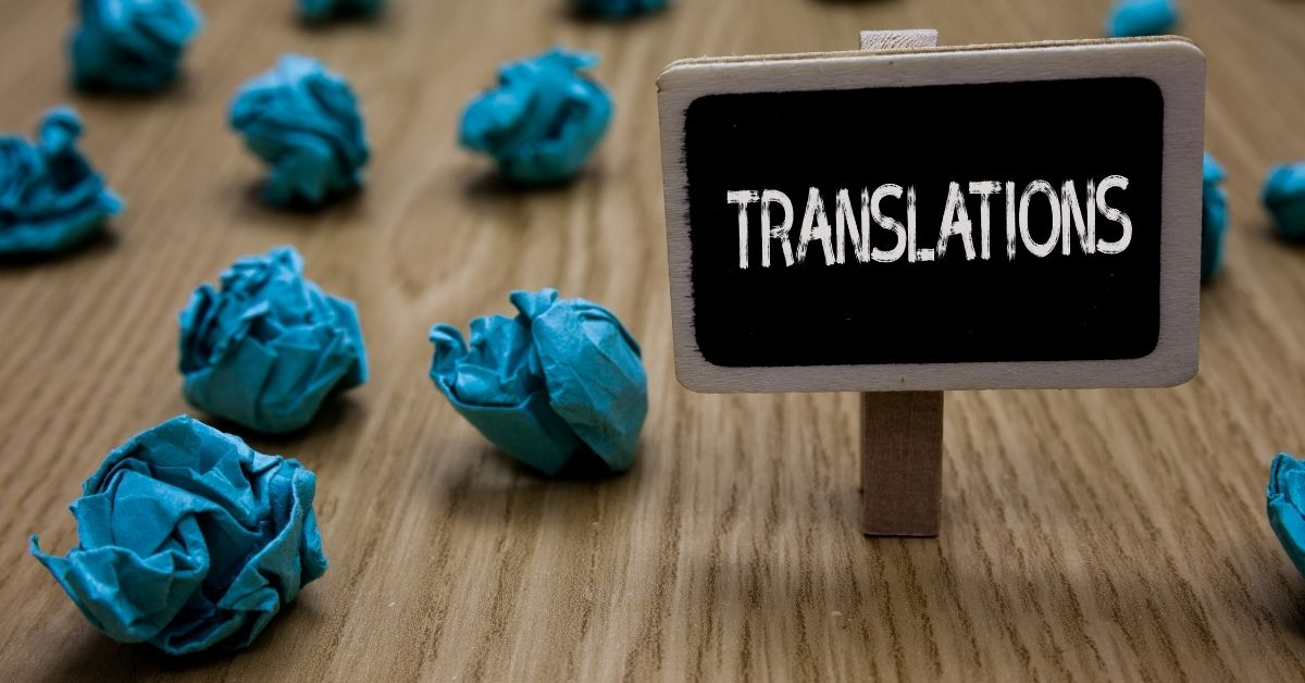 Website localization and translation: errors to avoid