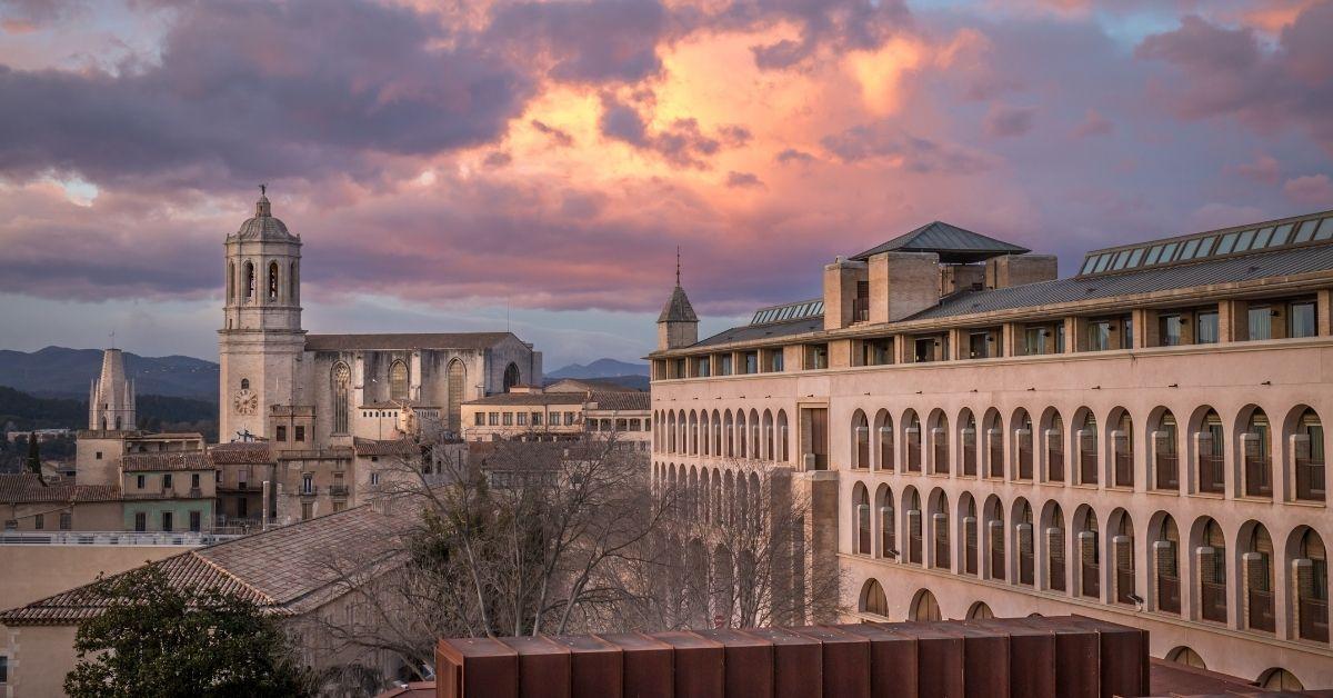 localización web de la Universidad de Girona