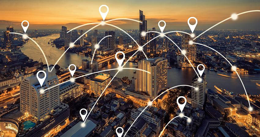 ¿Cómo funciona la localización web?