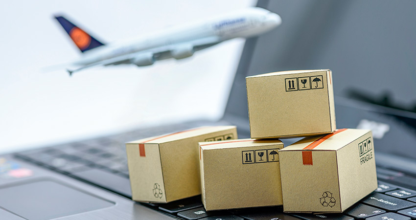 Condiciones generales para enviar pedidos al extranjero