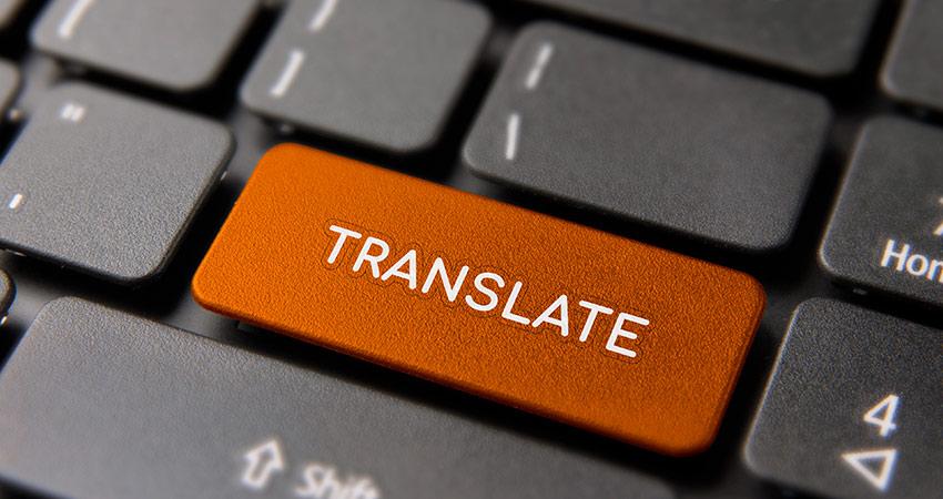 ¿En qué consiste un servicio de traducción web?